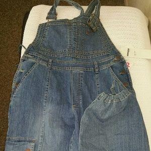 Denim - overalls